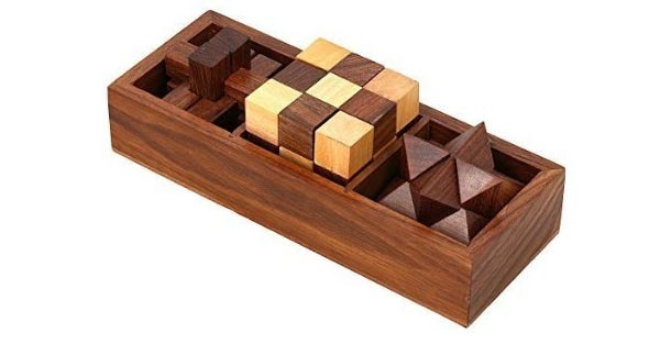 fun gifts for him puzzle game