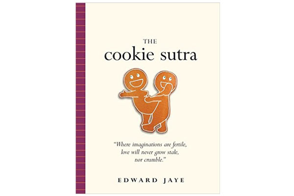 funny gifts for guys cookie sutra