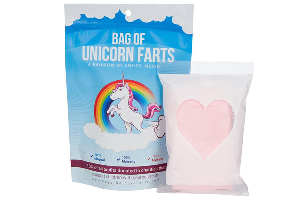 funny gifts for guys unicorn fart