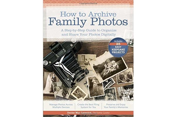 gifts for genealogist how to archive