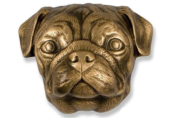 good housewarming gifts for guys pug door knocker
