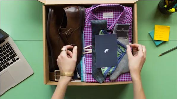 monthly gift subscriptions for men trunk club