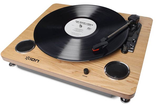 perfect gifts for guys vinyl player