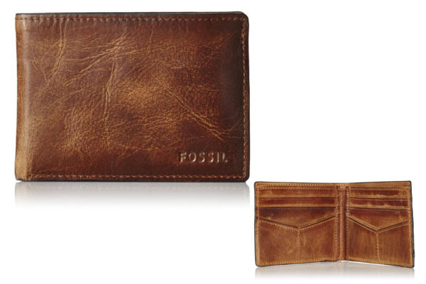 best birthday present for him leather wallet
