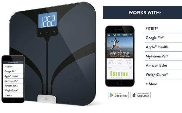 birthday gift ideas for husband digital smart scale