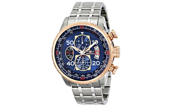 birthday gift ideas for husband invicta watch