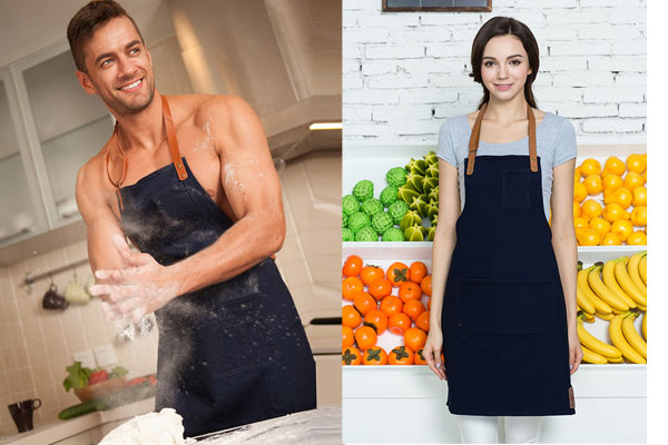 gifts for men under 50 denim apron