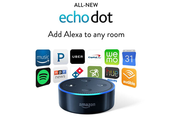 gifts for men under 50 echo dot