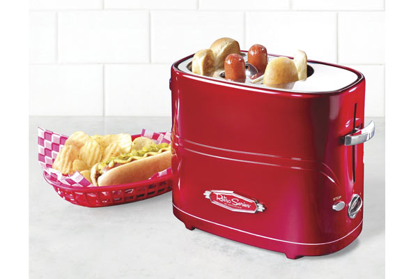 gifts for men under 50 hot dog toaster