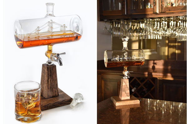 gifts under 100 for him decanter