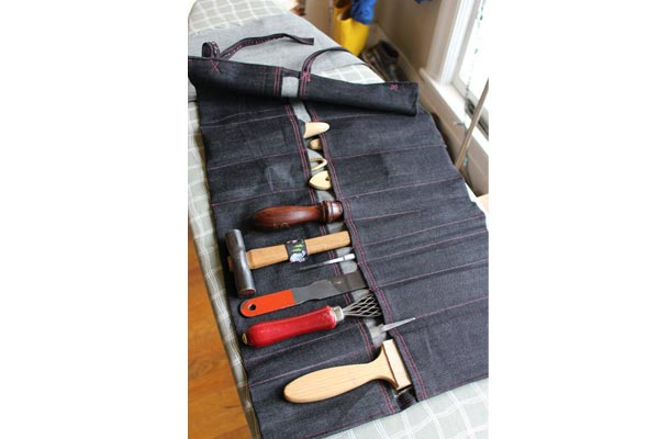 handmade gift ideas for him tool organiser