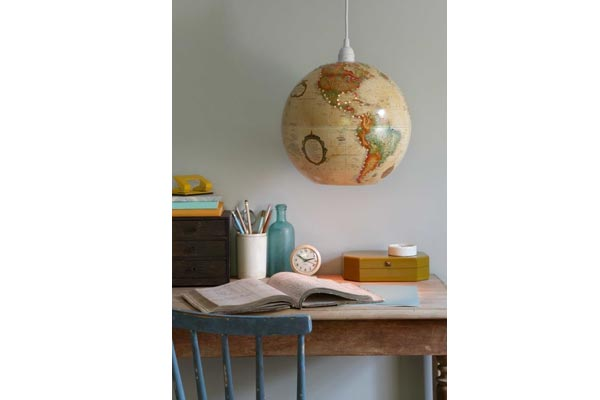 handmade gifts for husband birthday globe light