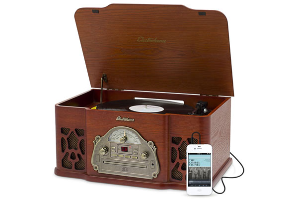 holiday gifts for men turntable