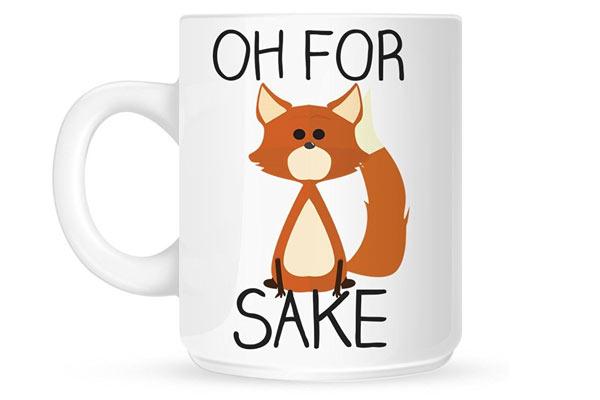 mens gifts under $25 funny mug