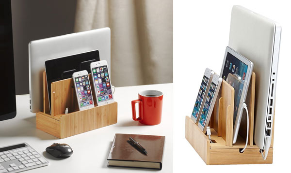 mens gifts under 50 charging dock