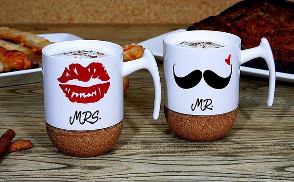 Romantic Birthday Gifts For Husband Mug