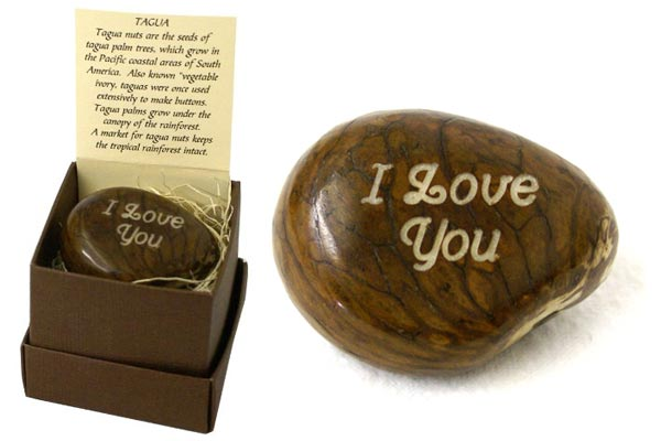 romantic birthday gifts for husband tagua nut