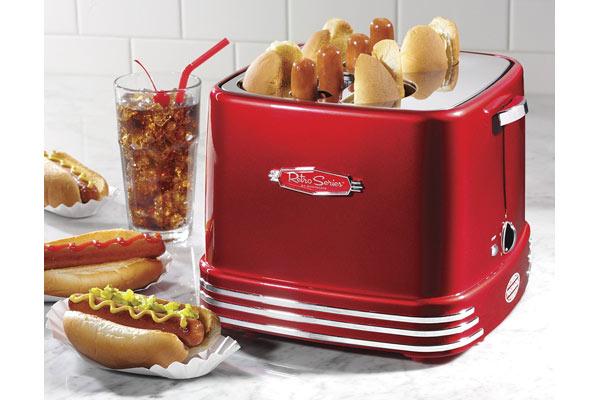 the perfect gift for him hot dog maker