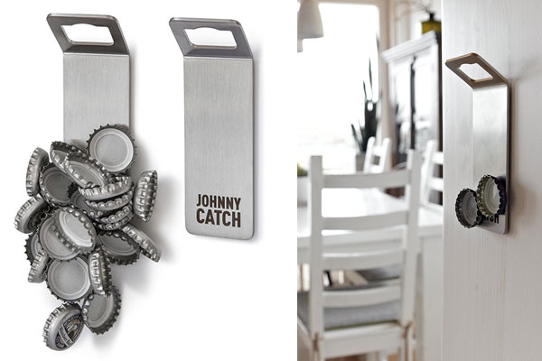 the perfect gift for him magnetic bottle opener