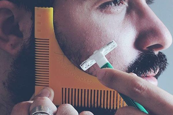 Christmas gift ideas for boyfriend beard template