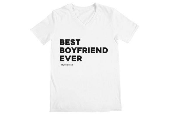 Christmas gift ideas for boyfriend t shirt