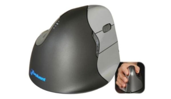 best gift for a man ergonomic mouse