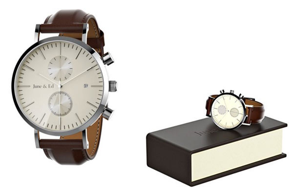 best presents for guys june ed watch