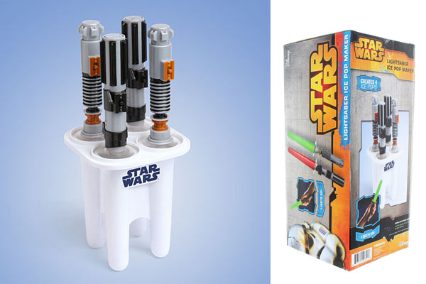 christmas gifts for boys star wars popsicle maker