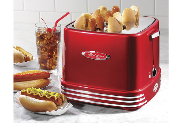 cool presents for men hot dog toaster