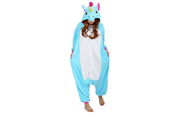 funny birthday gifts for him unicorn pajama