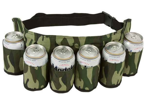 gag gifts for men soda belt