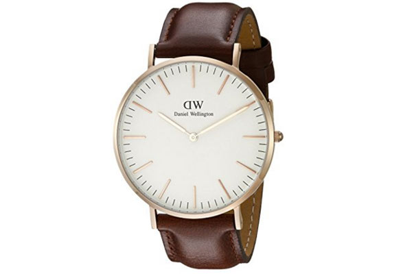 gifts to get your boyfriend for christmas daniel wellington watch