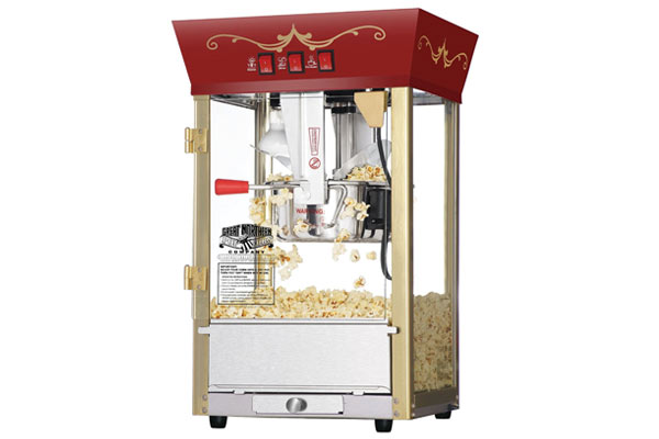 great gifts for guys popcorn maker