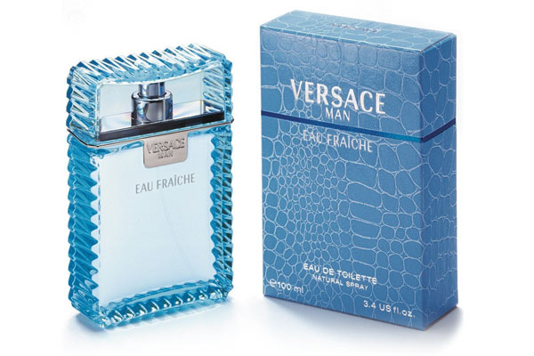 great gifts for guys versace perfume