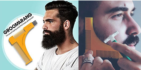 popular gifts for men beard shaper