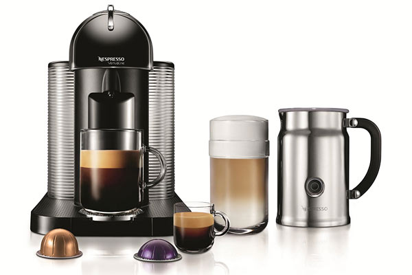 popular gifts for men nespresso coffee maker