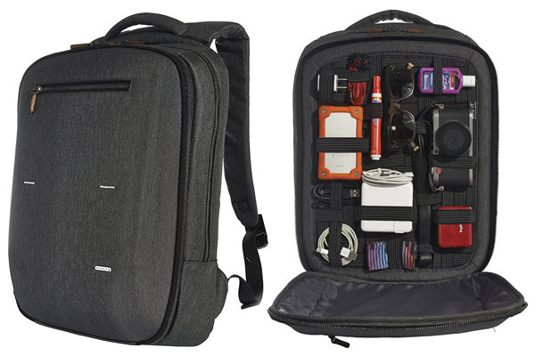 simple gifts for him grid it backpack