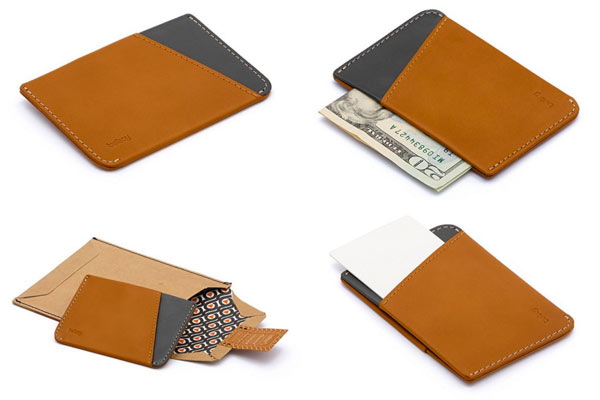 simple gifts for him wallet