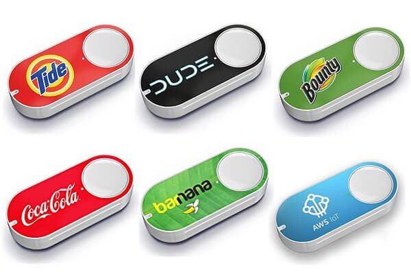 small presents for guys dash button