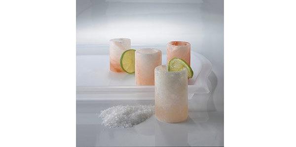 small presents for guys himalayan salt glass