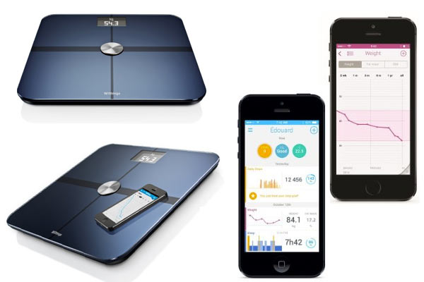 unique birthday gifts for him smart scale