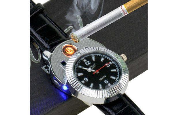 unique birthday gifts for him watch lighter