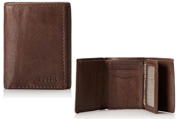 best mens wallet fossil wallet