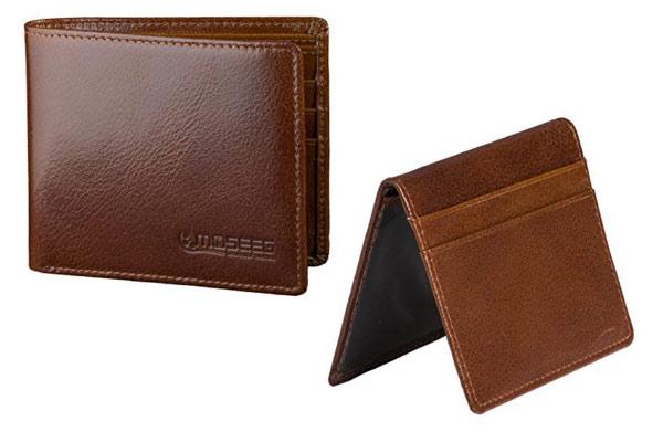 best mens wallet full grain leather