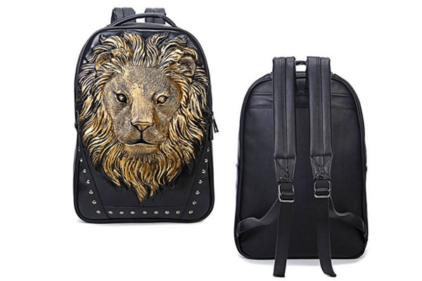mens backpack unique
