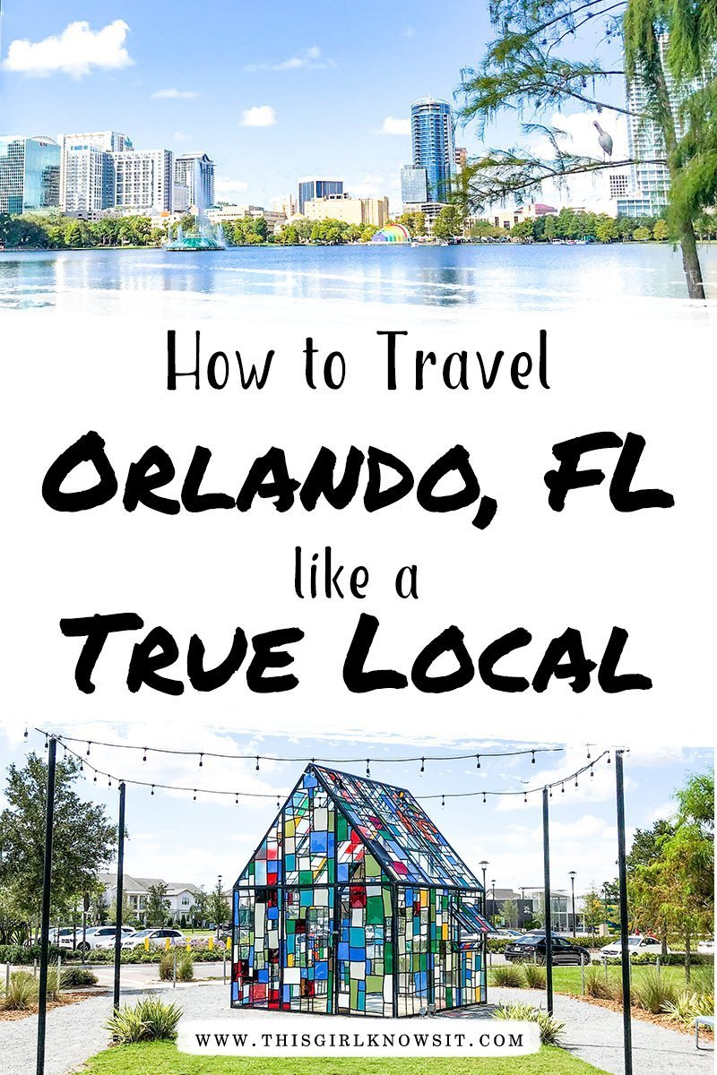 A Local's Guide for Exploring Orlando