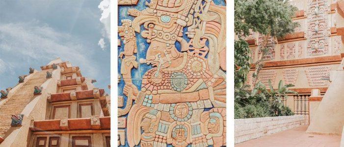 The Mexico Pavilion in Disney's Epcot