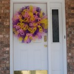 Spring Mesh Wreath Tgif This Grandma Is Fun