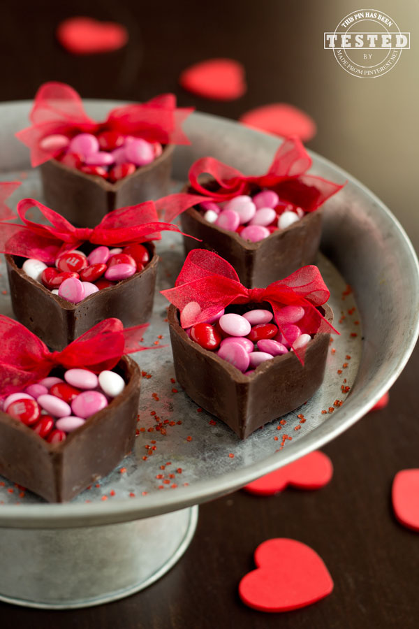 Chocolate Heart Cups Tgif This Grandma Is Fun