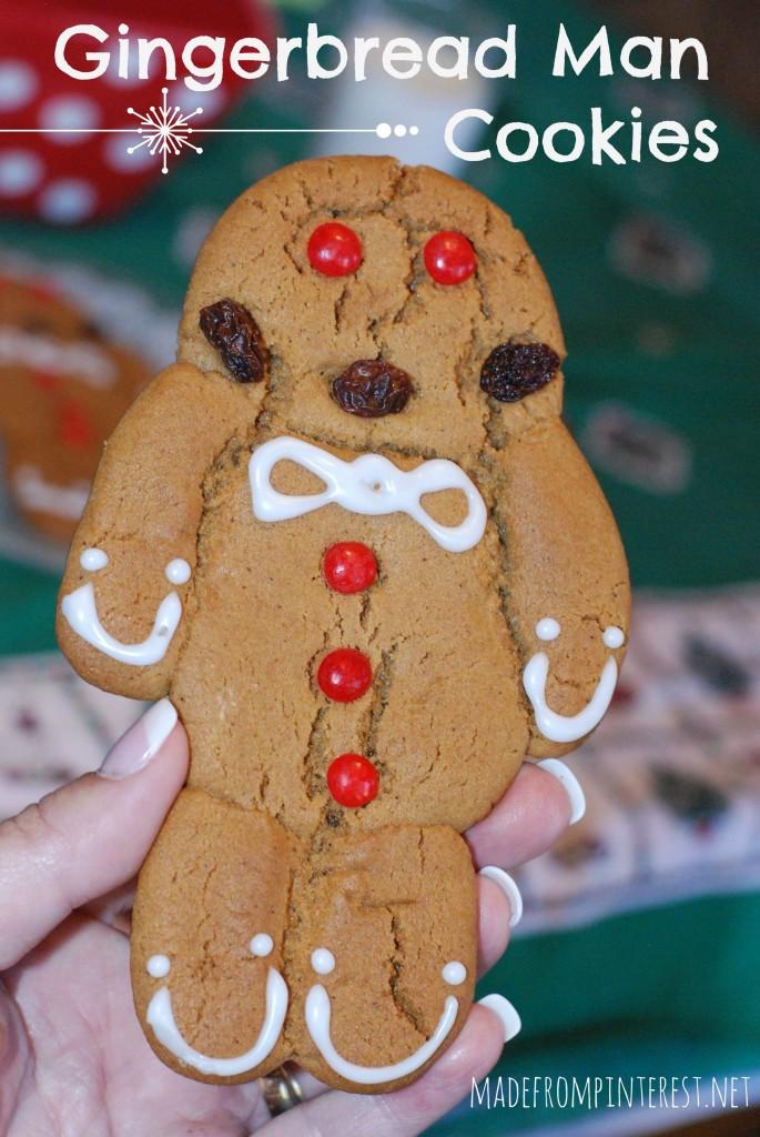 Gingerbread Men Recipe Tgif This Grandma Is Fun